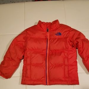 Toddler North Face Coat 550